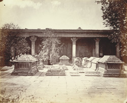 Rani Ka Hajira or Tombs of the Queens, Ahmadabad 1807